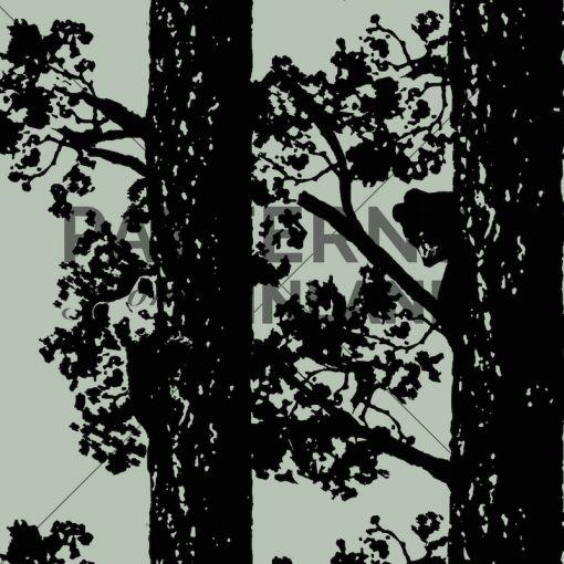 Metsä – Petäjä by Tanja Kallio  #patternsfromagency #patternsfromfinland #pattern #patterndesign #surfacedesign #tanjakallio