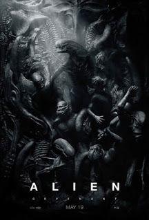Alien: Covenant è un film fantascienza/orrore del 2017 diretto da Ridley Scott con Michael Fassbender Katherine Waterston Billy Crudup Danny McBride Demián Bichir Carmen Ejogo Amy Seimetz Jussie Smollett Uli Latukefu.   Trama  L'astronave USCSS Covenant è in viaggio nello spazio per compiere una missione di colonizzazione. La meta della navicella spaziale è il pianeta Origae-6 ma a causa di una tempesta di neutrini che fa molti danni e vittime il Covenant con l'equipaggio sopravvissuto…