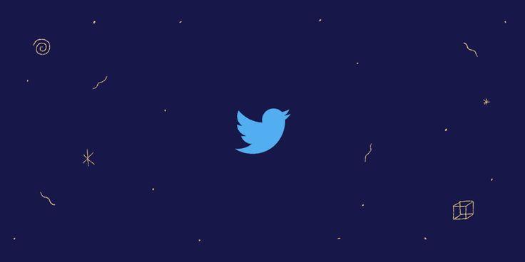 Recherche de Gifs animés dans Twitter