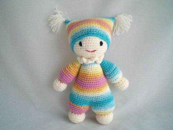 Crochet Amigurumi For Baby : Best cuddly baby images baby baby amigurumi