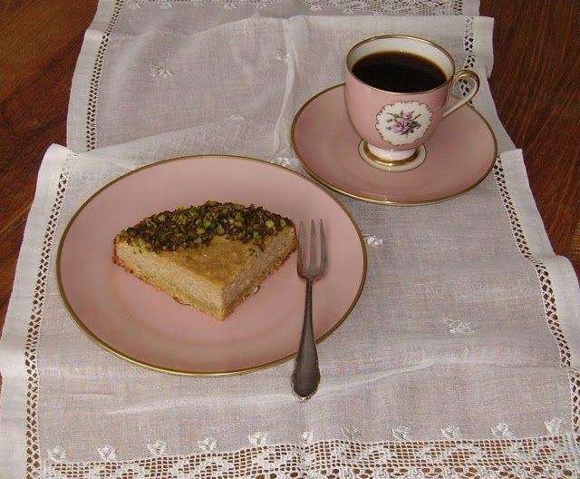 Mia's Glutenfreie Gaumenfreuden: Persian Love Cake - Persischer Liebeskuchen