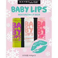 Maybelline - Online Only Baby Lips Sheer Lip Balm Holiday Kit in  #ultabeauty