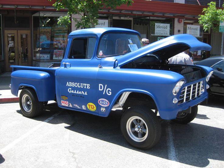 1955 chevy truck Google Search Pickem UpTrucks
