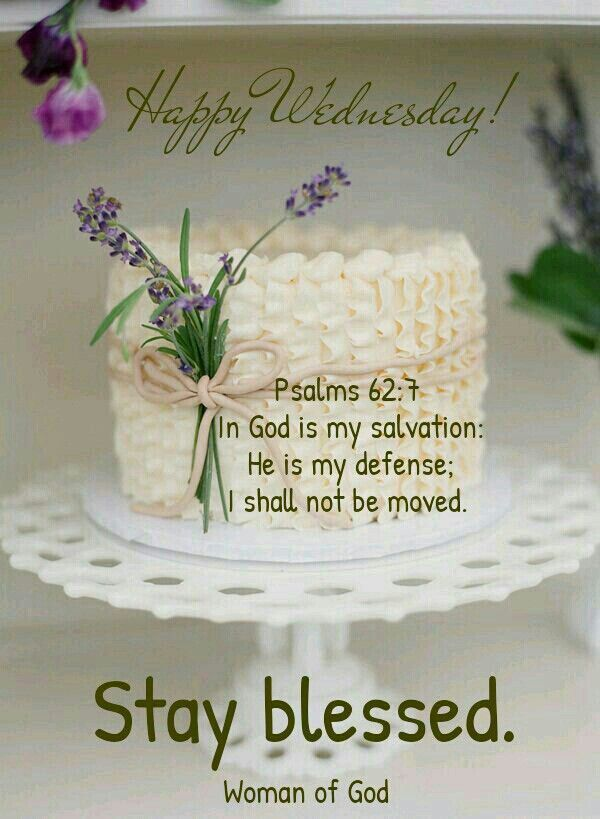 Happy Wednesday - Stay Blessed ! | Inspiration | Happy
