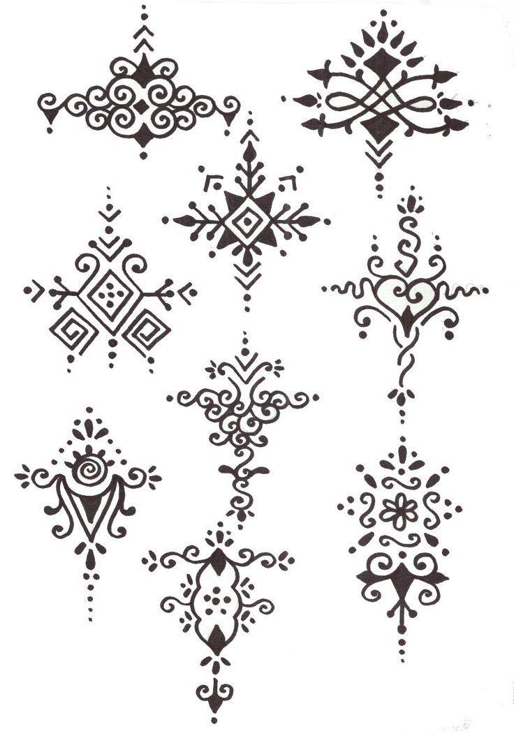 dessin-de-mandalas-a-imprimer-52 #mandala #coloriage #adulte via dessin2mandala.com