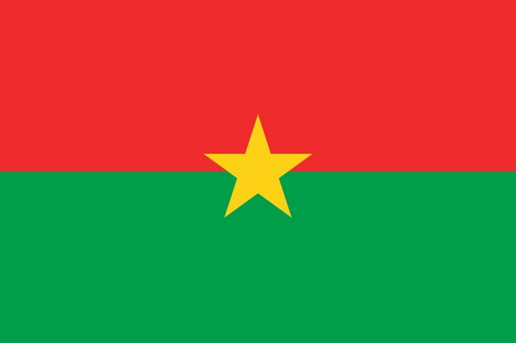 Flag of Burkina Faso - Wikipedia, the free encyclopedia