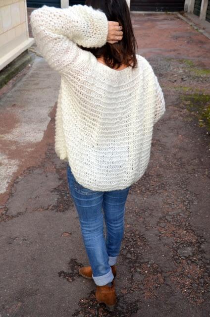 Et Si Aurèle m'était contée... : Celle qui s'était remise au tricot (DIY) !