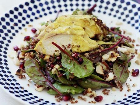 Krämig curry- och apelsinkyckling Receptbild - Allt om Mat