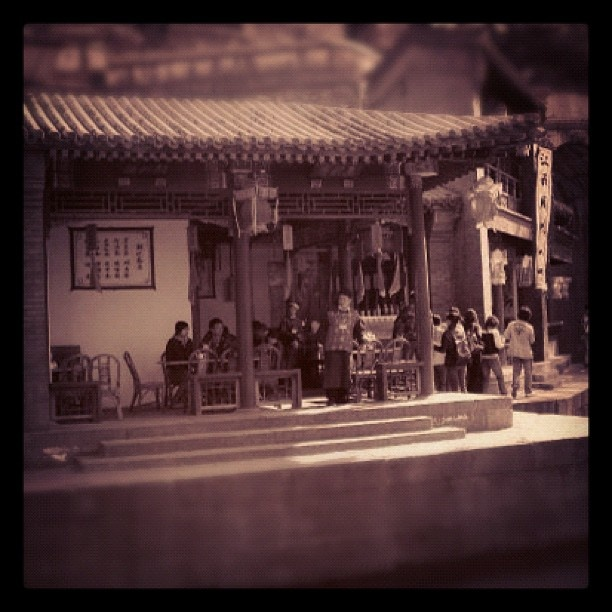 #Summerpalace #beijing #china #oldtimes #chinesarchitecture #lanterns #restaurant #emperor