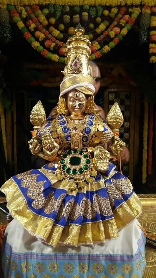 Sri Padmavathy Thayar