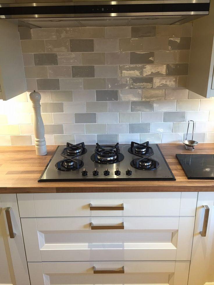 17 best rustic kitchen tiles images on pinterest cottage. Black Bedroom Furniture Sets. Home Design Ideas