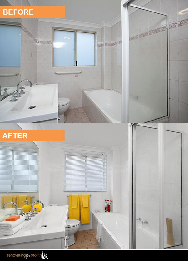 #beforeandafter #apartment #renovation See more exciting projects at: www.renovatingforprofit.com.au
