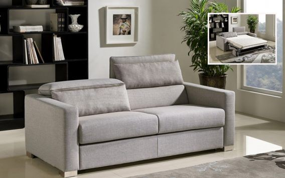 Divan 3 Seater Sofa Bed