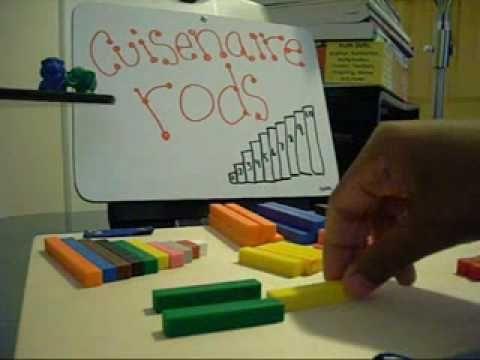 Cuisenaire Rods Lesson 1