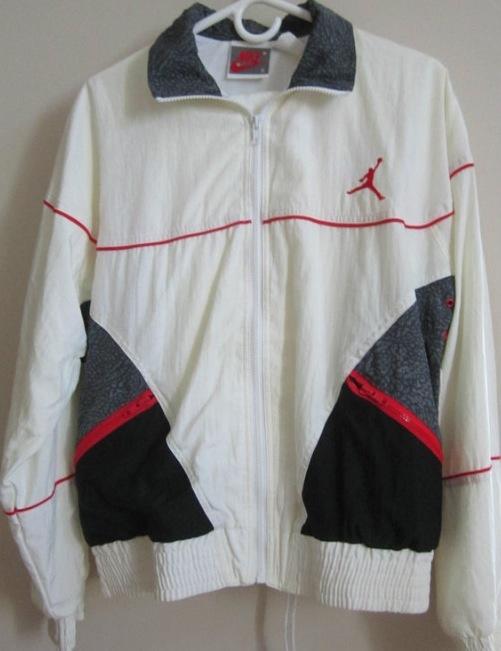Warm White Colour Range 1988 Tag Grey Up Suit Aj 3 Basketball SRfpwxqInT