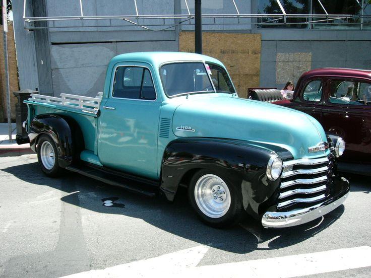 Chevrolet 3100 pickup truck by RoadTripDog.deviantart.com on @deviantART