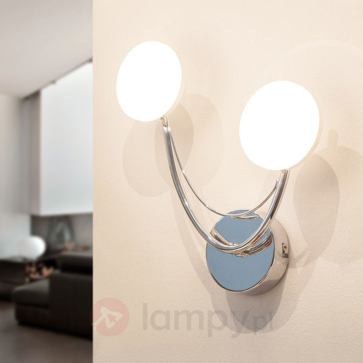 Elegancka lampa ścienna LED Lillith 9981014