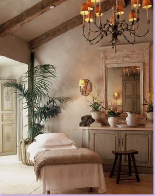 "French Country Cottage Decor | The ""French Country Style "" is a style of restraint, the concept being ..."