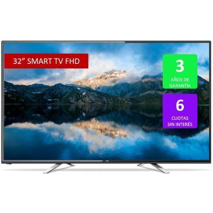 "Televisor Led Smart Tv Jvc 32"" Full Hd"