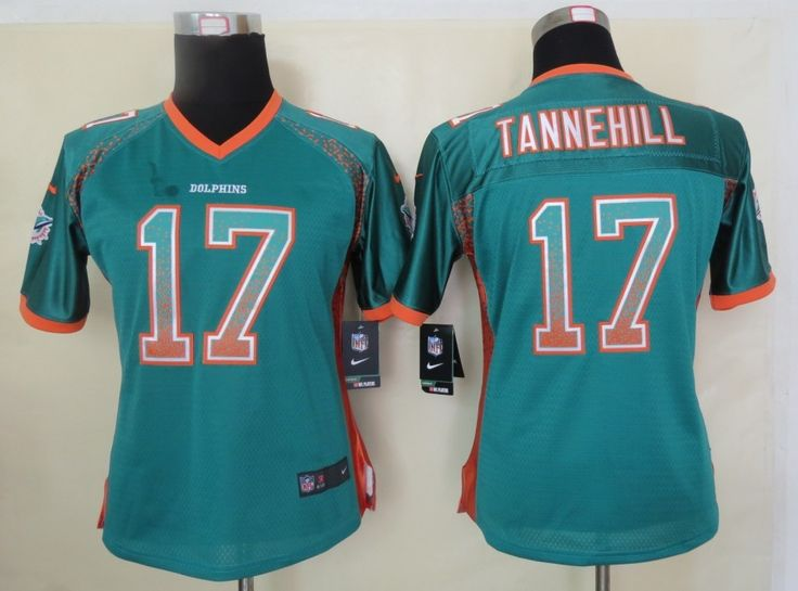 womens 2012 new nfl jerseys miami dolphins 17 ryan tannehill breast ... 07b689f86
