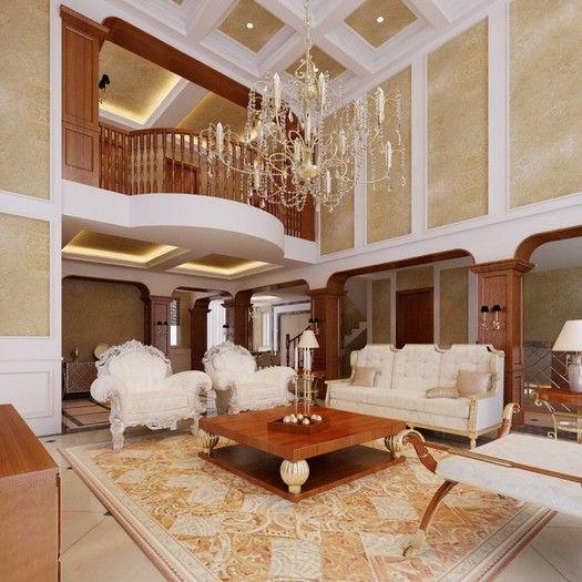 3D Model Photoreal Luxury House Interior | 3D Model