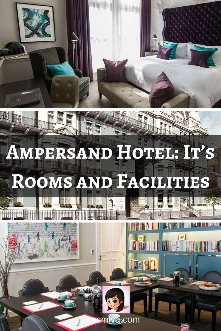 Ampersand Hotel Overview. About Ampersand Hotel London #HotelReview #AmpersandHotel #LondonHotel