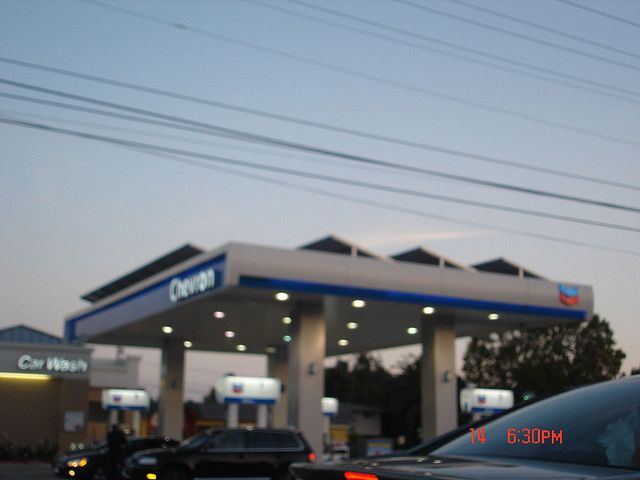The roof of the new Chevron gas station on Whipple and Old Insturial... those are respectible SOLAR pannels powering the pumps :)     http://theenergysolar.com/great-having-residential-solar-power-systems-for-your-household/    Visit  this is exactly incredible!