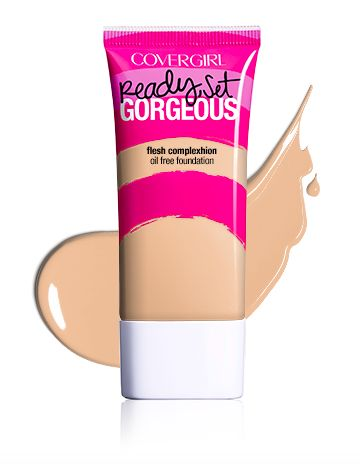 See 1687 reviews, photos, and Q&A on COVERGIRL Ready Set Gorgeous Liquid Foundation: I have tried so many foundations from high end to drug store and nothing worked for me to the point I was just going to settle with a decent product until influenster sent me this cover girl foundation. my first thought was cover girl? never thought to even try them for foundation but boy was I glad that I gave it a try because I found my it foundation. my skin is very oily with dry spots so when trying…