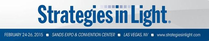 Krayden, Inc. will be Exhibiting in booth 930 at the Strategies in Light Show in Las Vegas, NV on February 24-26, 2015. The Strategies in Light show is the world's largest educational and networking platform for the LED and lighting industry. This trade show includes 7,000 attendees, 300 plus exhibitors, 100 plus leading industry speakers and much more! Come visit our booth an talk to a highly experienced Technical Representative about your lighting needs