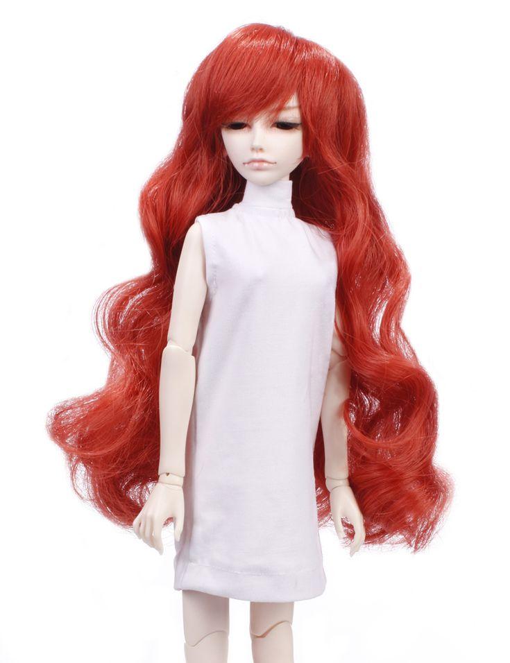 Wigs2dolls.com 人形・ドールウィッグ通販専門店 Doll Wig Online Store WD-4007 ロング巻き髪っスタイルです♪ふわふわの大きなカールでボリューム満点! アレンジし易いウィッグです!  #Blythe #BJD #SD #SuperDofflie #Wig #Cosplay #Halloween #Fashion #Wedding #Hair #ヘア #ブライス