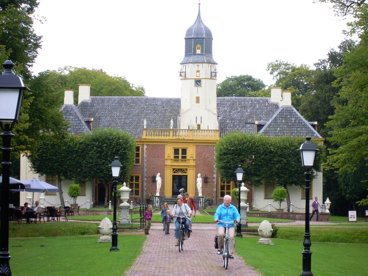Fraeylemaborg, Slochteren, Holland