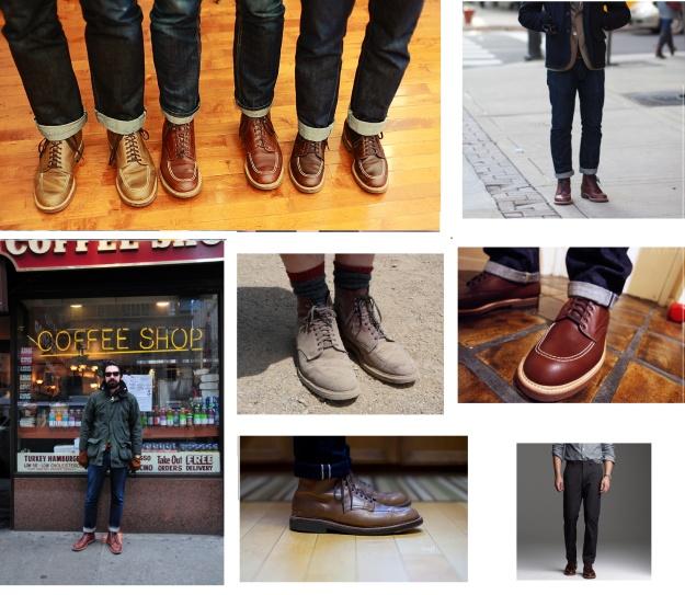 As botas do Indiana Jones: Alden Indy Boots