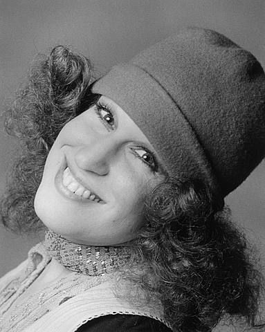 Bette Midler (1972) by Francesco Scavullo