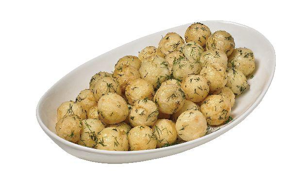 Crispy Parisian Potatoes from #YummyMarket