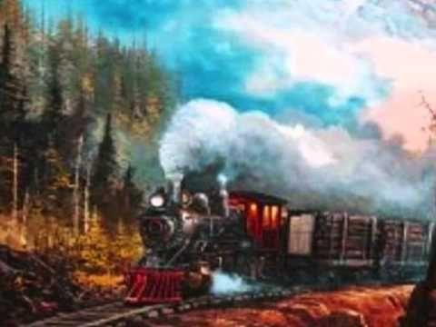Γύριζαν τα τρένα - Χαρούλα Αλεξίου