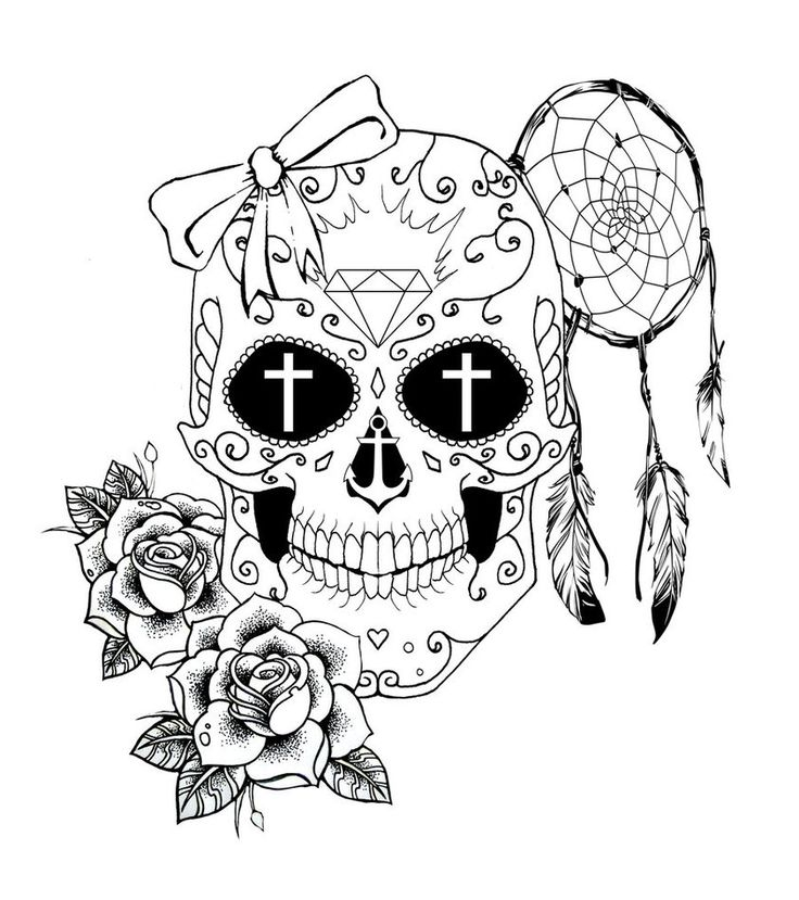 17 best images about tattoos on pinterest the skulls native american tattoos and black and. Black Bedroom Furniture Sets. Home Design Ideas