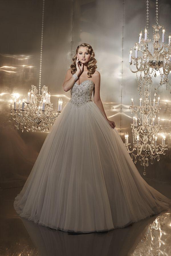 Amazing Christina Wu Wedding Gowns Glamorous