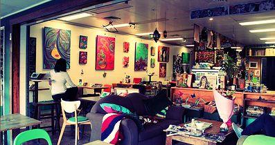 Mooloolaba Cafe Envy 'The Healthy Alternative'