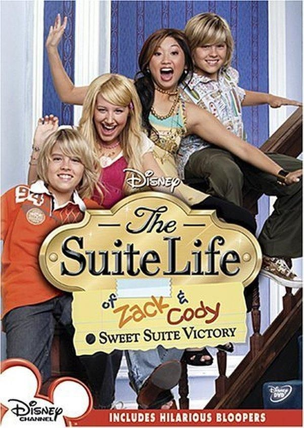 The Suite Life of Zack and Cody (TV Series 2005–2008)
