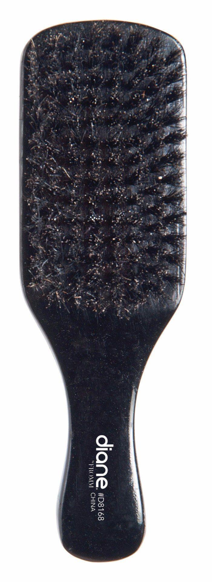 "- Club brush - 9 row 7"" - Wood - Color: Black"