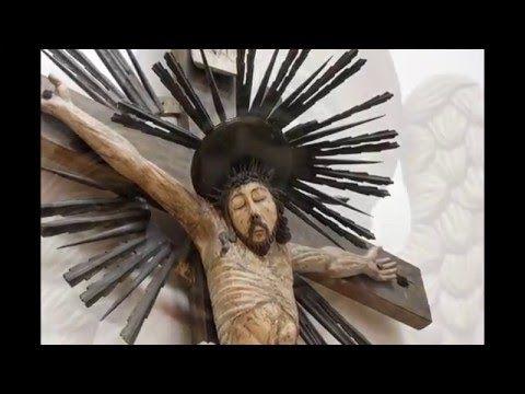 Народные промыслы России: Пермская деревянная скульптура («Пермские боги»)