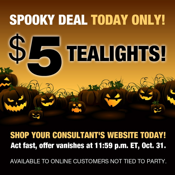 The 113 Best Special Offers At Partylite Images On Pinterest