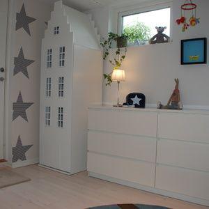 Garderob barnrum - Inspiration och idéer till ditt hem