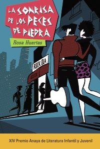 Localización / Kokagunea: Juvenil Planta baja/ Behe solairua: JN HUE. XIV Premio Anaya de Literatura Infantil y Juvenil.
