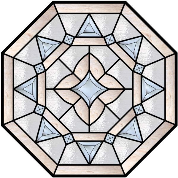 7 best Octagon windows images on Pinterest | Stained glass ...