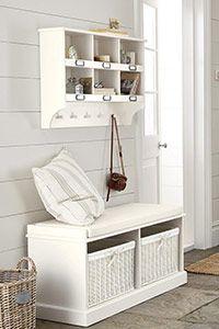 Hallway & Storage Badly needed!!