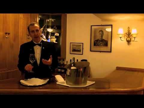 This month's wine tasting video shows Bruce MacBride, Britannia's Food and Beverage Services Manager and Member of the Court of Master Sommeliers, conducting a tasting of the 2012 Sauvignon Blanc, Cloudy Bay, from Marlborough, New Zealand.  http://www.royalyachtbritannia.co.uk/