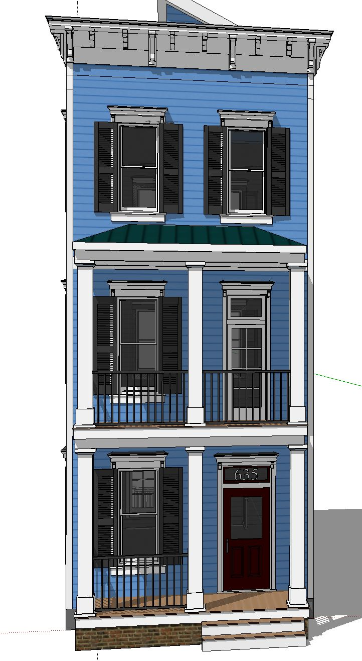 Front Elevation French : Best birch options floorplans elevations images on