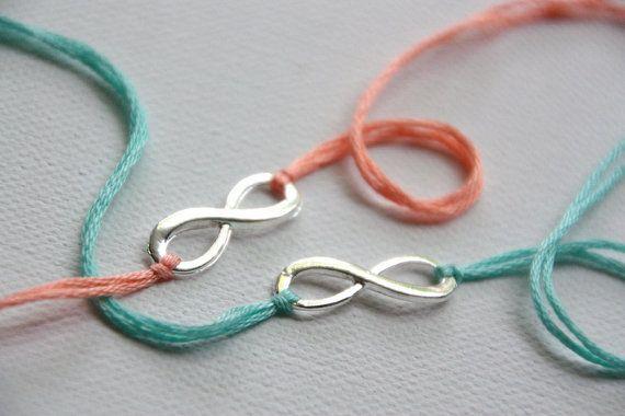 Letterhappy Wishlets Friendship Bracelets