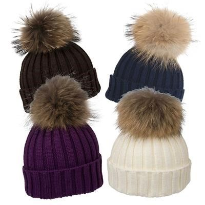 Five great Christmas gifts for under £50 – Wool beanie and racoon pom pom | Christmas gift ideas | Fur Feather & Fin Country Sports Pursuits Lifestyle Online Retailer http://www.furfeatherandfin.com/blog/index.php/five-great-christmas-gifts-for-under-50/